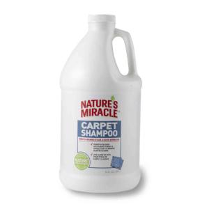 Моющее средство для ковров и мягкой мебели с нейтрализатором аллергенов 8 in 1
