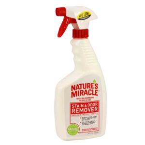 Спрей - Устранитель пятен и запахов универсальный 8in1 Nature's Miracle