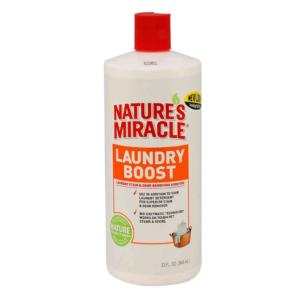 Средство для стирки - Устранитель пятен и запахов Laundry Boost 8in1 Nature's Miracle