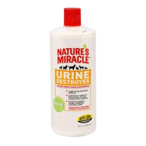 Средство для устранения запаха мочи собак 8in1 Nature`s Miracle