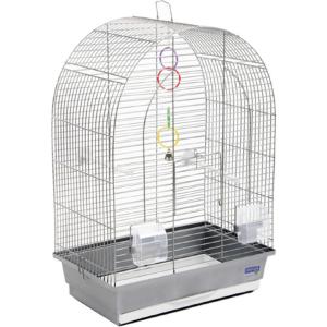 "Клетка для мелких декоративных птиц ТМ Природа ""Арка"""