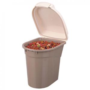 Банка (контейнер) для корма пластиковая Trixie 25х25 см