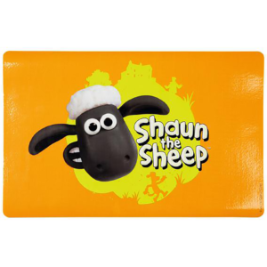 "Коврик под миску ""Барашек Шон"" Trixie ""Shaun the Sheep"" 44х28 см"