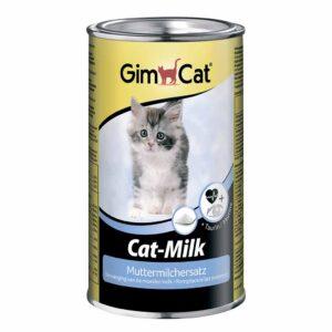 Витаминизированное сухое молоко с таурином для котят Gimpet Cat-Milk