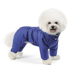 """Комбинезон для собак Pet Fashion """"Индиго"""" красный, синий 2018"""