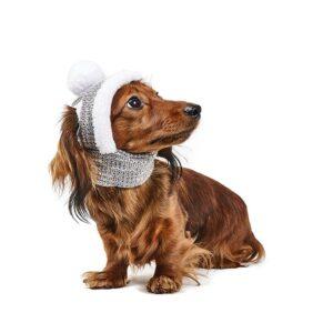 """Шапка зимняя для собак Pet Fashion """"Аляска"""" 2018"""