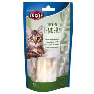 "Лакомство для кошек – ""PREMIO Chicken Tenders"" ""куриные крылья"" Trixie 70 гр./4 шт."