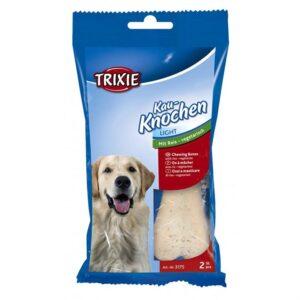 Лакомство для собак – Кость с рисом вегетарианская Trixie 125 гр. (2 шт.)