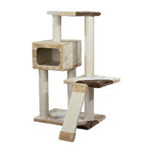 "Дряпка для кошек ""Almeria"" Trixie бежевая 106 см."