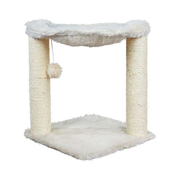 """Дряпка для кошек """"Baza"""" Trixie кремовая 50 см."""