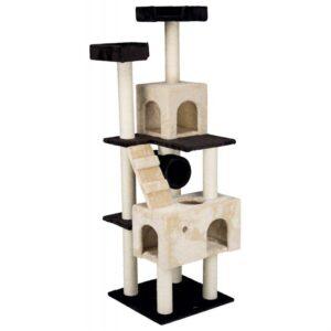 """Дряпка для кошек """"Mariela"""" Trixie коричневая/бежевая 176 см."""