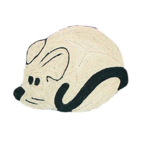 "Дряпка-коврик для кошек ""Mouse"" Trixie 56х40 см."