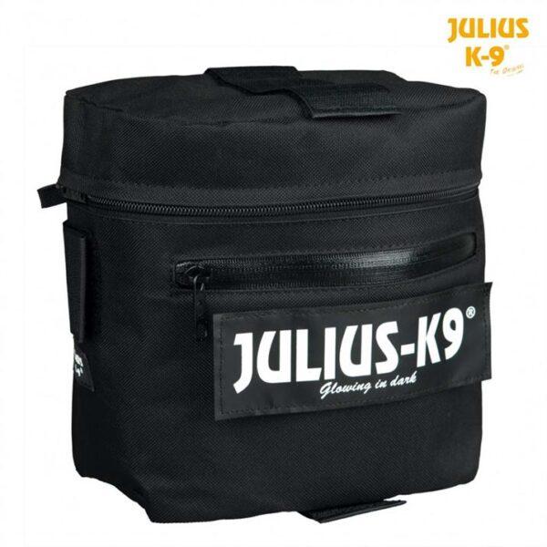 """Рюкзак для собак """"2 Julius-K9"""" черный Trixie"""