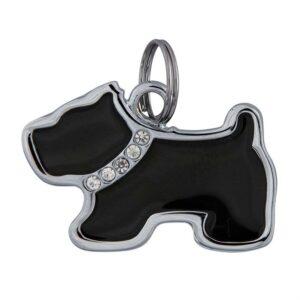 Брелок-адресовка для собак Собачка Trixie 3,5 x 2,5 см.
