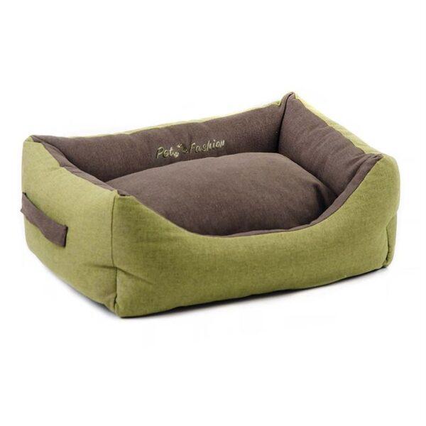 """Лежак для собак Природа Pet Fashion """"Оливия"""" 1; 2"""