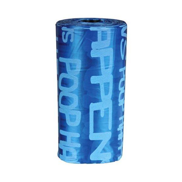 Пакеты для уборки фекалий собак Trixie M 1 рулон/20 шт.; M 8 рулонов/20 шт. (полиэтилен)