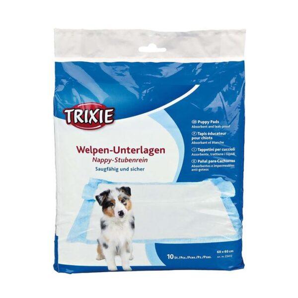 Пеленки для собак Trixie 60 х 60 см. (10 шт.)