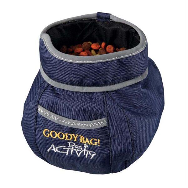 """Сумка для дрессировки собак (для лакомств) """"Dog Activity Goody Bag"""" Trixie 11 х 16 см. нейлон"""