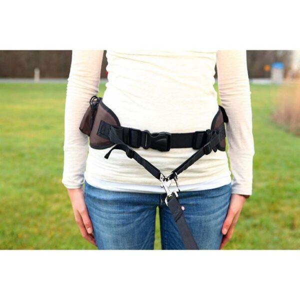 """Сумка-пояс для дрессировки собак """"Dog Activity Multi Belt"""" Trixie 57 х 138 см. нейлон"""