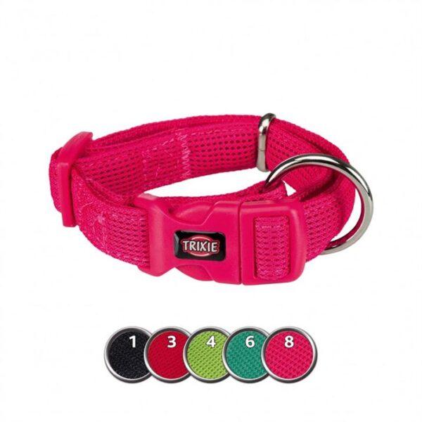 "Ошейник для собак ""Comfort Soft"" Trixie дышащий, нейлон M-L 35-55 см./30 мм."