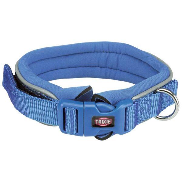 """Ошейник для собак """"Premium"""" Trixie с неопреновой подкладкой, нейлон L 48-55 см./30 мм."""