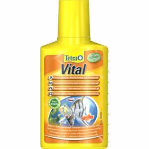 Витаминизированный кондиционер для аквариумных рыб Tetra Aqua Vital 100 мл.; 250 мл.; 500 мл.