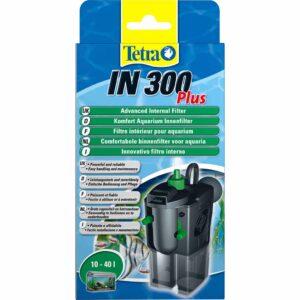 Внутренний фильтр для аквариума Tetra IN 300 Plus (на 10-40 л.)