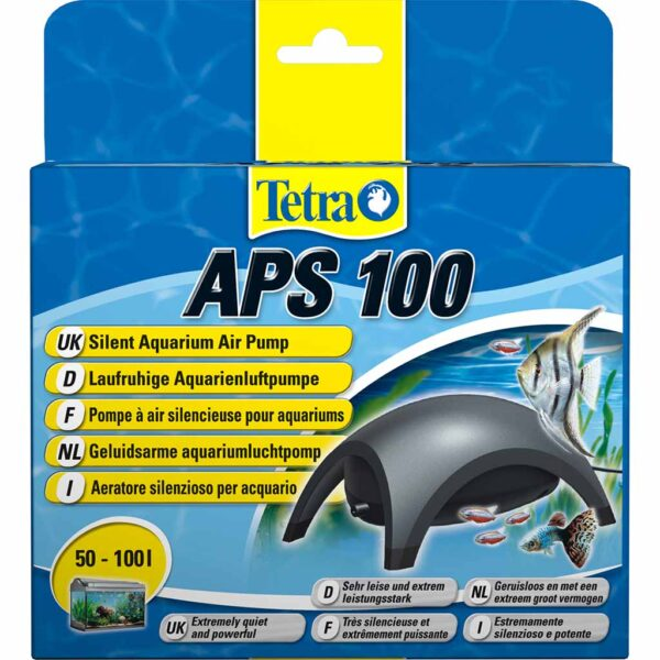 Компрессор для аквариума Tetra APS 100 (на 50-100 л.)