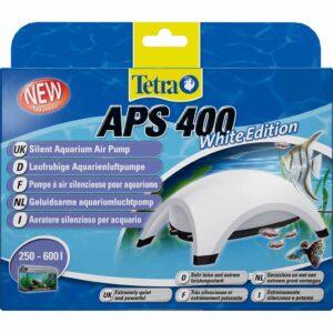 Компрессор для аквариума Tetra APS 400 White Edition (на 250-600 л.)