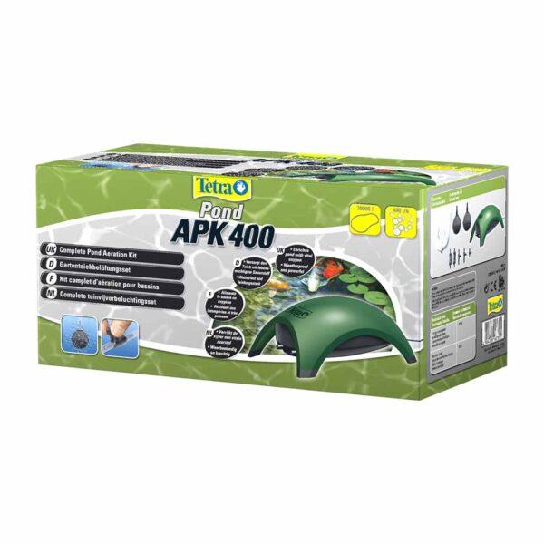 Компрессор для пруда Tetra POND APK 400 (набор)