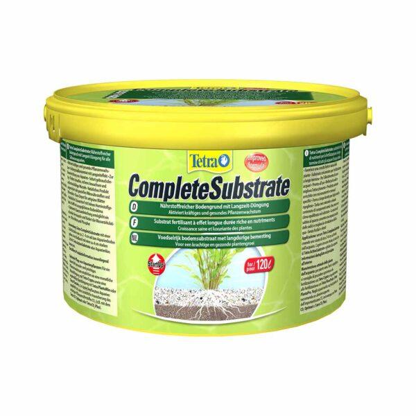 Концентрат грунта с эффектом удобрения для аквариума Tetra Complete Substrate 2,5 кг.; 5 кг.; 10 кг.