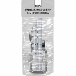Рем. комплект для Tetra EX600/700; EX1200 (трубки для выхода воды)
