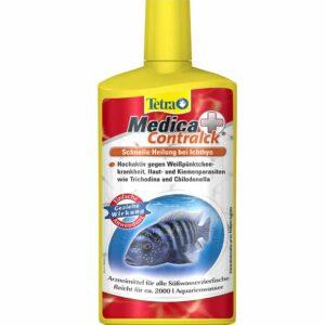 Средство для борьбы с болезнями кожи у рыб Tetra Medica ContraIck 500 мл.