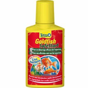 Средство для подготовки воды в аквариуме Tetra Goldfish Safe Start 50 мл.
