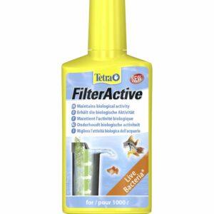 Средство для поддержания биологической среды в аквариуме Tetra Filter Active 250 мл.