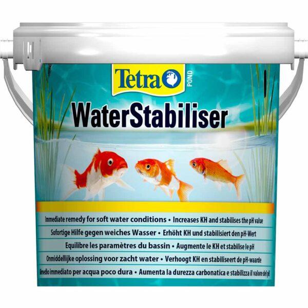 Средство для стабилизации показателей воды Tetra Pond Water Stabiliser 1,2 кг.