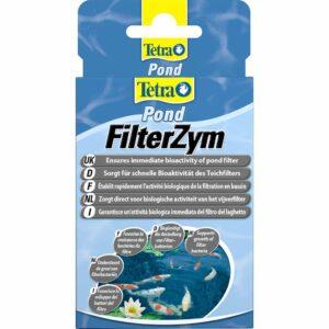 Средство для стимуляции биологической среды Tetra Pond Filter Zym 10 капсул