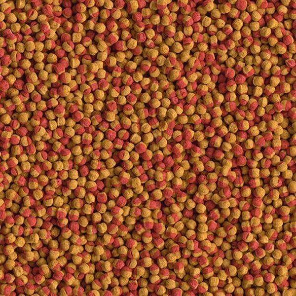Сухой корм для аквариумных рыб в гранулах Tetra Cichlid Colour (для всех цихлид) 500 мл.; 10 л.