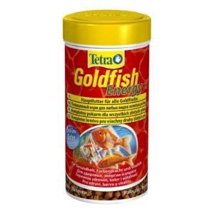 Сухой корм для аквариумных рыб в гранулах Tetra Gold fish Energy (для золотых рыбок) 250 мл.
