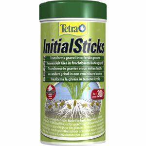 Удобрения в гранулах для растений в аквариуме Tetra Initial Sticks 250 мл.