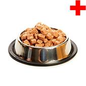 Лечебный корм (консервы, влажный)