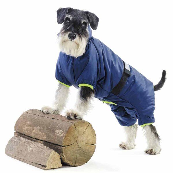 Комбинезон-дождевик для собак ТМ Природа RAIN (полиэстер)