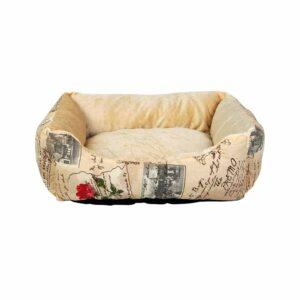 """Лежак для собак и кошек Collar ТМ Теремок """"Чарли"""" 1; 2; 3"""