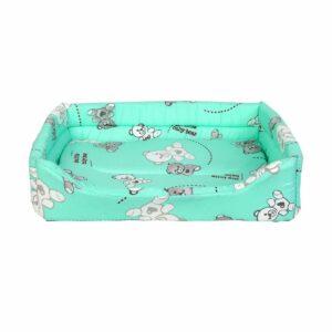 Лежак прямоугольный для собак и кошек Collar ТМ Теремок