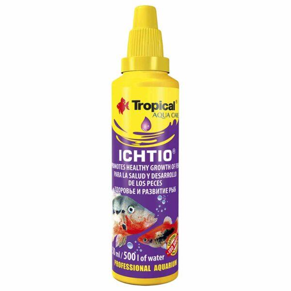 Препарат для лечения рыб Tropical Ichtio 50 мл.