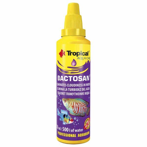 Средство для разложения биологических загрязнений Tropical Bactosan 50 мл.