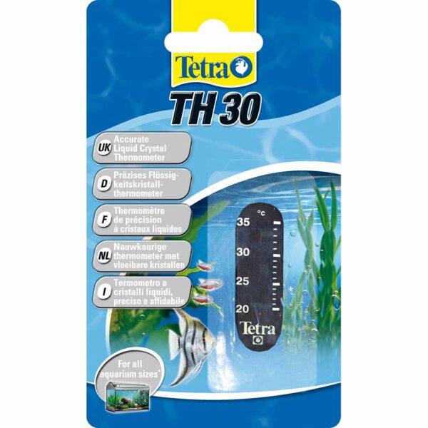 Термометр для аквариума Tetra Tetratec TH 30 самоклеющийся