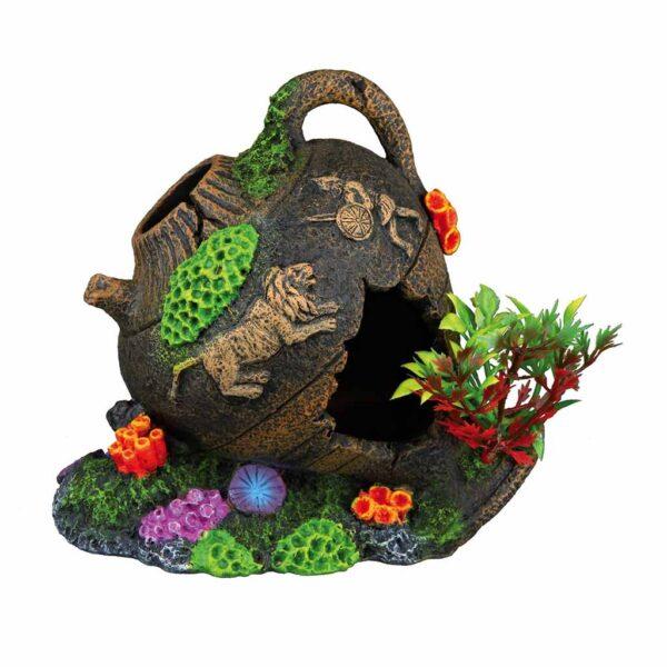 Декорация для аквариума – Амфора римская Trixie 12 см.