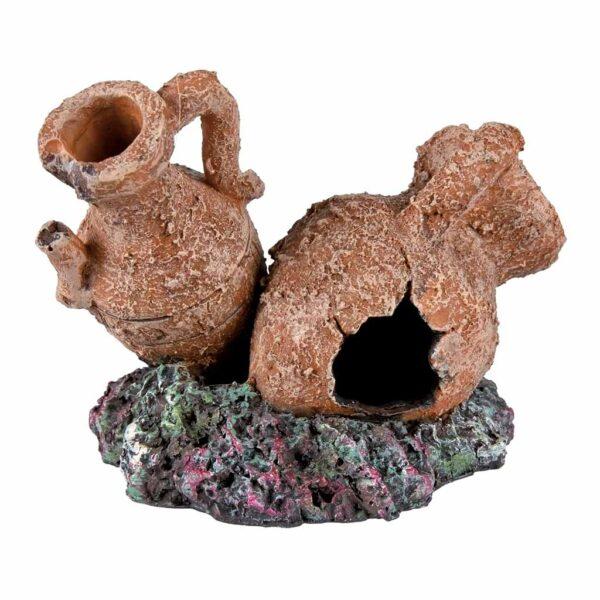 Декорация для аквариума – Амфоры Trixie 8 см. (набор 6 шт.)