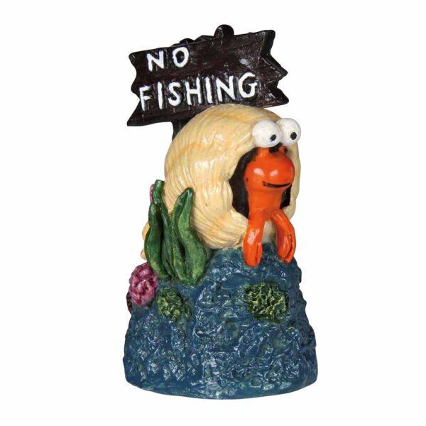 Декорация для аквариума – Морские жители Trixie 7 см. (набор 12 шт.)